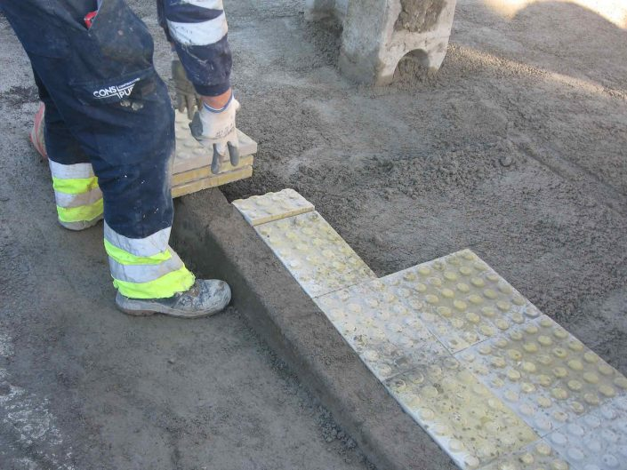 Pavimentaciones y reparaciones de calles y aceras
